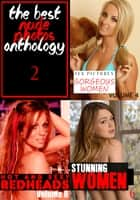 The Best Nude Photos Anthology 2 - 3 books in one ebook by Candice Haughton,Lisa North,Leanne Holden