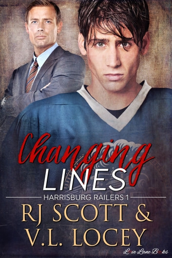 Changing Lines ebook by RJ Scott,V.L. Locey