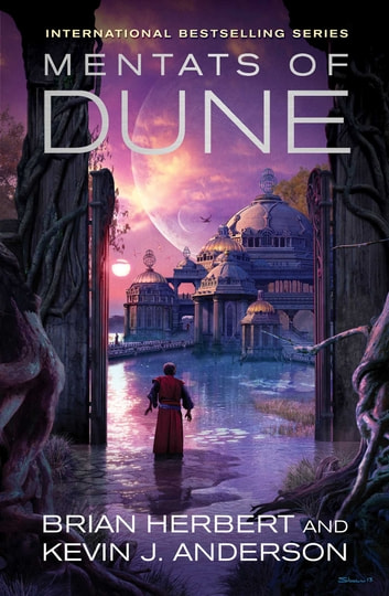 Mentats of Dune ebook by Kevin J. Anderson,Brian Herbert