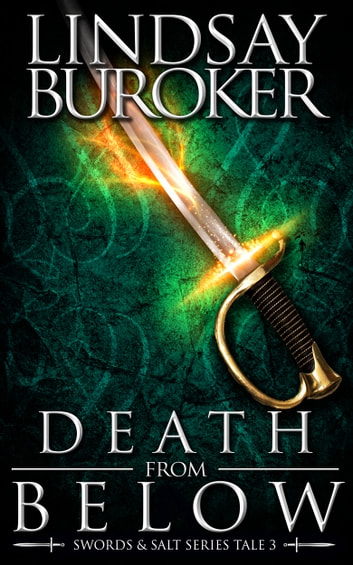Death from Below (Chains of Honor, Prequel 3) ebook by Lindsay Buroker