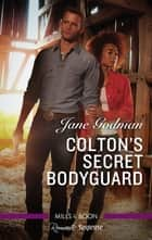 Colton's Secret Bodyguard ebook by Jane Godman