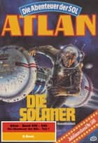 Atlan-Paket 11: Die Abenteuer der SOL (Teil 1) - Atlan Heftromane 500 bis 549 ebook by William Voltz, Detlev G. Winter, Marianne Sydow,...