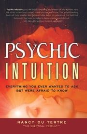 Psychic Intuition ebook by Nancy du Tertre