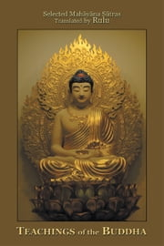 Teachings of the Buddha ebook by Rulu