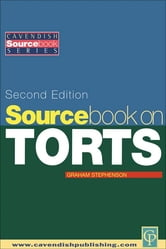 Sourcebook on Tort Law 2/e ebook by