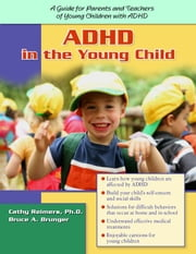ADHD in the Young Child: Driven to Redirection: A Guide for Parents and Teachers of Young Children with ADHD ebook by Reimers, Cathy