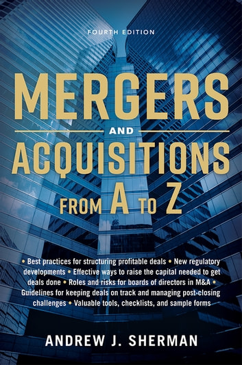 Mergers and Acquisitions from A to Z eBook by Thomas Nelson