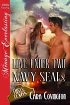 Love Under Two Navy SEALs ebook by Covington, Cara