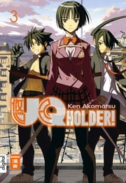 UQ Holder! 03 ebook by Ken Akamatsu