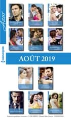 11 romans Azur + 1 gratuit (n°4114 à 4124 - Août 2019) ebook by Collectif