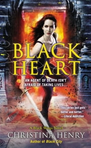 Black Heart ebook by Christina Henry