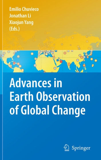 Advances in Earth Observation of Global Change ebook by