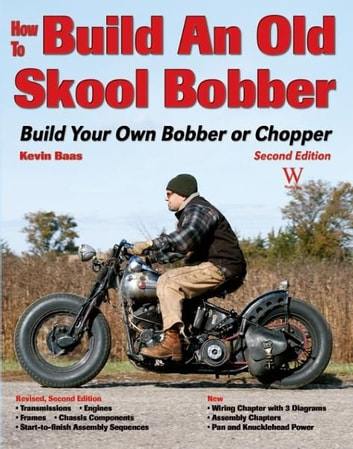 How to Build an Old Skool Bobber eBook by Kevin Bass