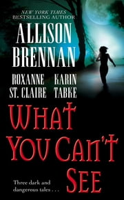 What You Can't See ebook by Allison Brennan,Karin Tabke,Roxanne St. Claire