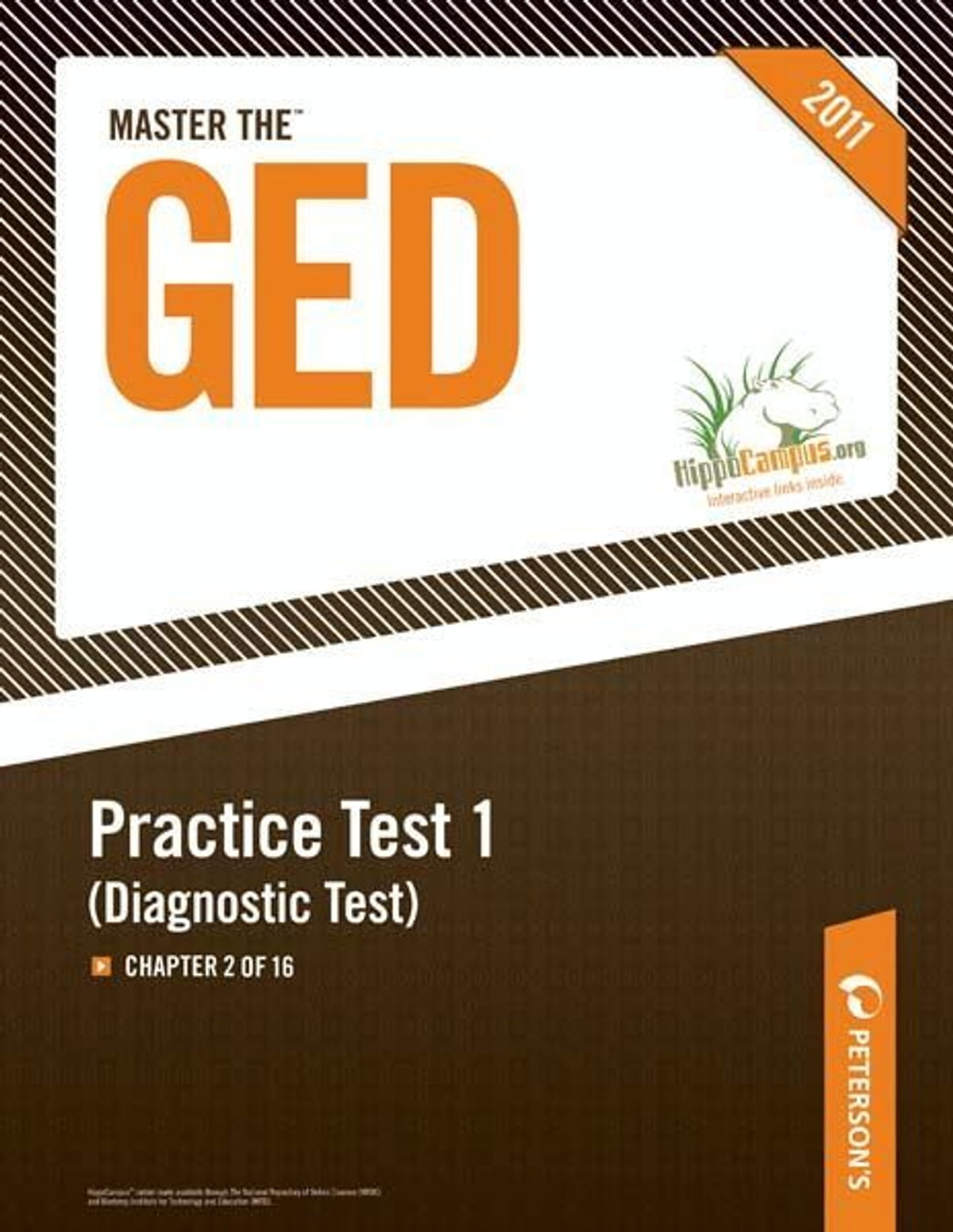 Master the GED: Practice Test 1: Diagnostic Test: Chapter 2 of 16 ebook by  Peterson's - Rakuten Kobo