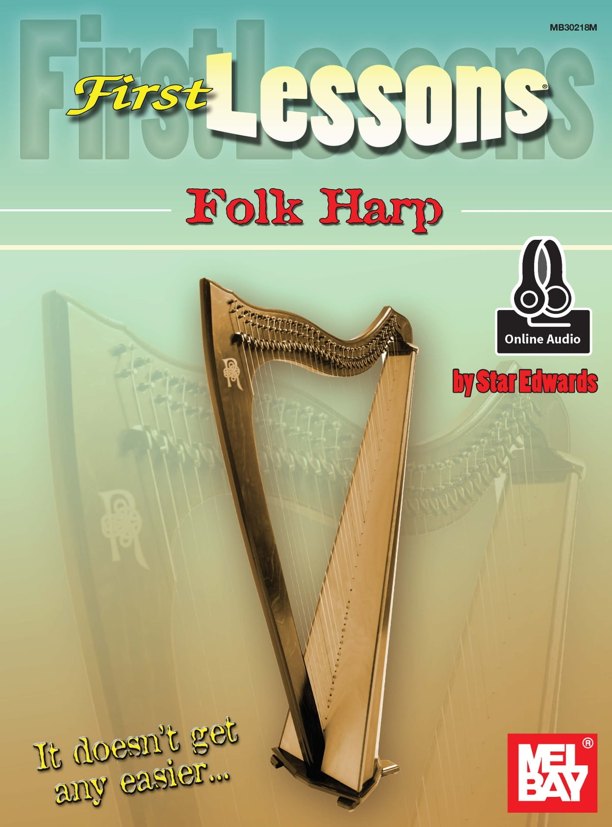 First Lessons Folk Harp Ebook By Star Edwards 9781513411620