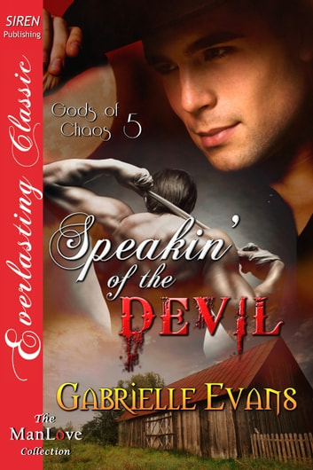 Speakin' of the Devil ebook by Gabrielle Evans