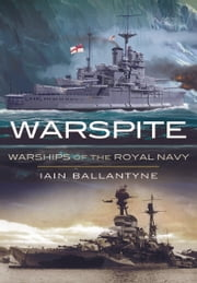 Warspite ebook by Ballantyne , Iain