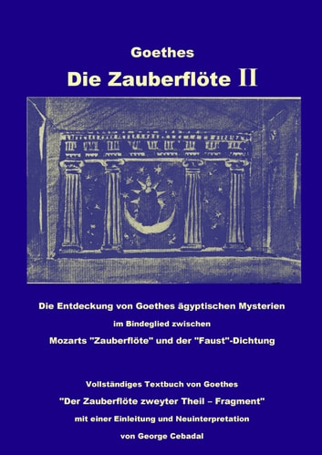 goethes die zauberflote ii german edition