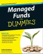 Managed Funds For Dummies ebook by Colin Davidson