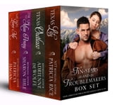 Tin-Stars and Troublemakers Box Set (Four Complete Historical Western Romance Novels in One) ebook by Patricia Rice,deWolfe,Adrienne,Ihle,Sharon