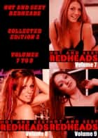 Hot and Sexy Redheads Collected Edition 3 - Volumes 7 to 9 - An erotic photo book ebook by Leanne Holden