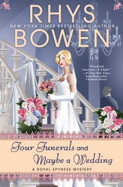 A royal spyness mystery ebook and audiobook search results four funerals and maybe a wedding ebook by rhys bowen fandeluxe Image collections