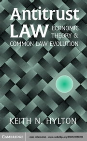 Antitrust Law ebook by Kobo.Web.Store.Products.Fields.ContributorFieldViewModel
