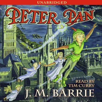 Peter Pan audiobook by J.M. Barrie