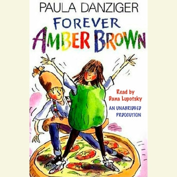 Forever Amber Brown audiobook by Paula Danziger