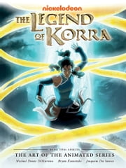 Legend of Korra: The Art of the Animated Series Book Two: Spirits ebook by Michael Dante Dimartino