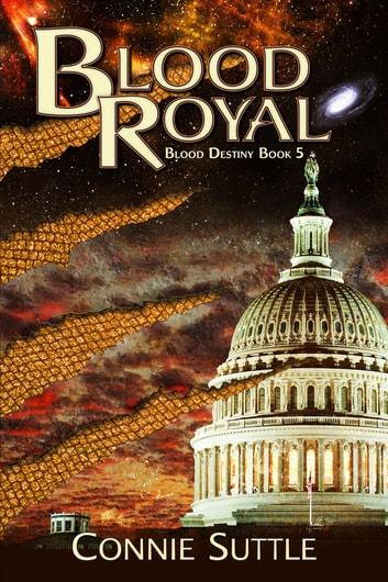 Blood Royal ebook by Connie Suttle