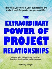 The Extraordinary Power of Project Relationships ebook by Harry Mingail