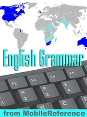 English Grammar And Punctuation Quick Study Guide (Mobi Reference) ebook by MobileReference