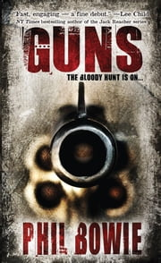 Guns ebook by Bowie, Phil