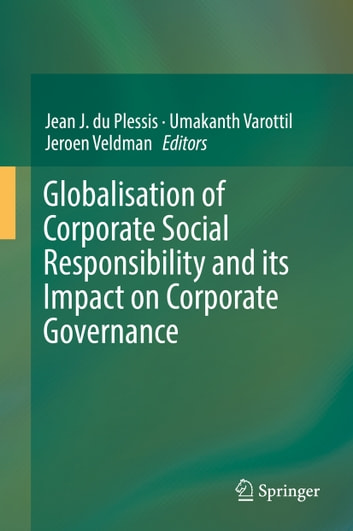 corporate social responsibility and its impact Corporate social responsibility: that care about making a positive social or environmental impact to check off the social responsibility box before.