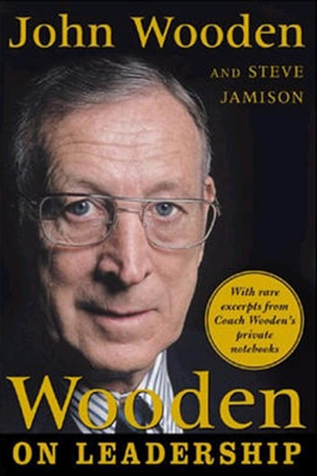 leader john wooden John c maxwell: why john wooden's teams won the great john wooden as a leader is living the life of a leader as i listened to coach wooden that day.