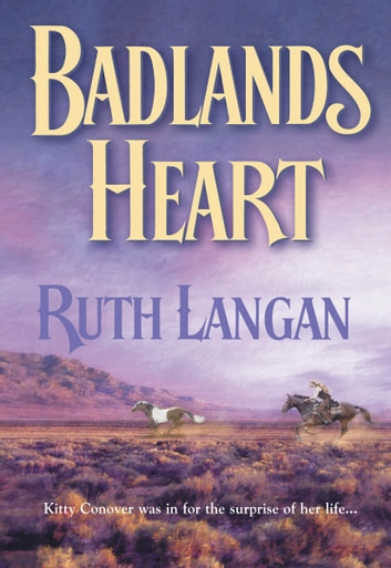 Badlands Heart ebook by Ruth Langan