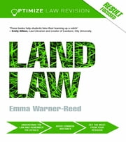 Optimize Land Law ebook by Emma Warner-Reed