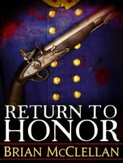 Return to Honor ebook by Brian McClellan