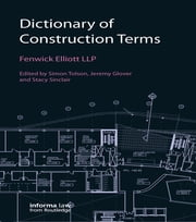 Dictionary of Construction Terms ebook by Kobo.Web.Store.Products.Fields.ContributorFieldViewModel