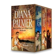 Diana Palmer Soldiers of Fortune Series Books 1-3 - Soldier of Fortune\Tender Stranger\Enamored ebook by Diana Palmer