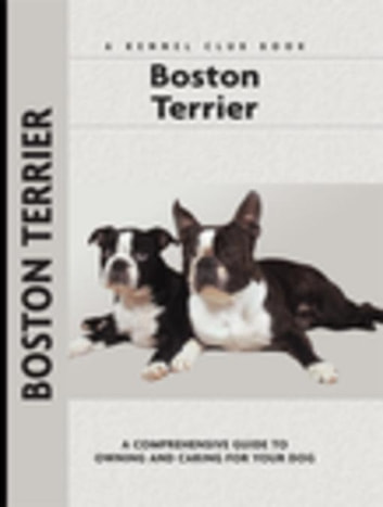 Boston Terrier ebook by Alma Bettencourt