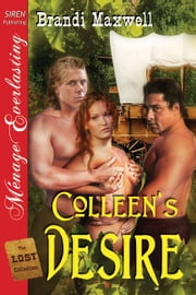 Colleen's Desire ebook by Brandi Maxwell