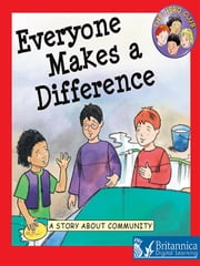 Everyone Makes A Difference ebook by C. Leaney