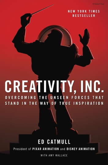 Creativity inc ebook by ed catmull 9780679644507 rakuten kobo creativity inc overcoming the unseen forces that stand in the way of true fandeluxe Ebook collections