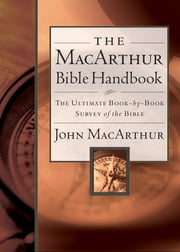 The MacArthur Bible Handbook ebook by John MacArthur