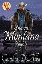 Snowy Montana Nights ebook by