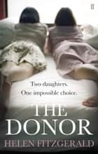 The Donor ebook by Helen FitzGerald