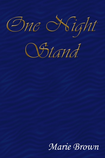One Night Stand ebook by Marie Brown